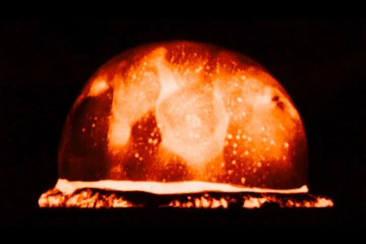 Atominė bomba 1910 metais?
