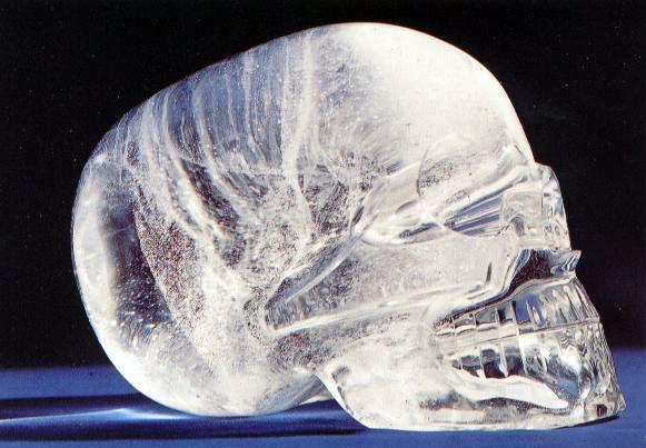 Krištolinės kaukolės paslaptis