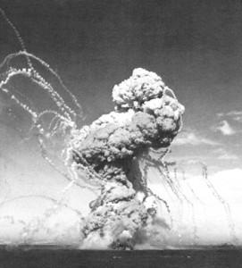 Port Čikago branduolinis sprogimas