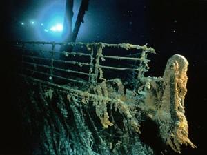 Išpranašauta Titaniko lemtis