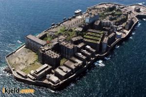 Apleista Hošimos sala