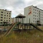 Kadykchan miestas Rusijoje