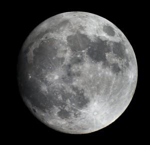 Mėnulio gyventojai