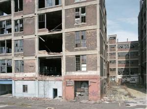 Motor city, Detroite