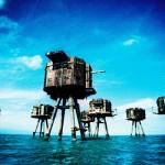 Apleistas jūros fortas