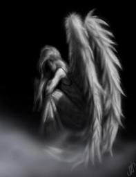Išvydusi angelą
