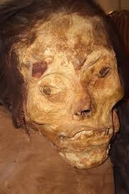 Peru mumija