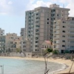 Apleistas miestas Kipre