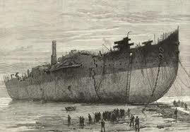 Nesėkmių laivas