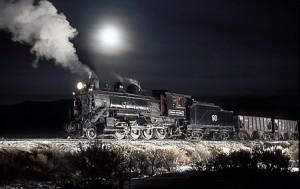 Paslaptingi traukinio vaiduokliai