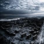 Černobylio katastrofos pasekmės: negyvi medžiai nesuyra