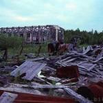 Apleistas geležinkelis Sibire