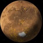 JAV mokslininkai tikina, kad Marse teka sūrus vanduo