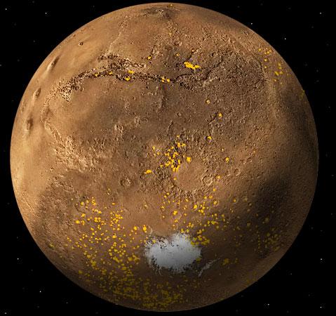 Marso apgyvendinimas