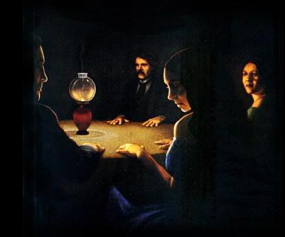 Kodėl nepatartina kviesti dvasių?