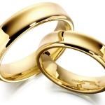 Burtai su vestuviniu žiedu