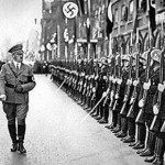 Paslaptinga fašistinės Vokietijos pažanga