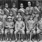 Dingę Japonijos kariai