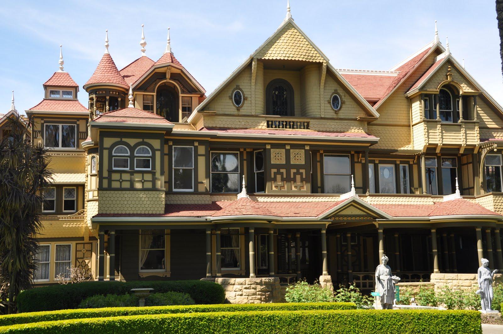 Žymusis vaiduoklių namas