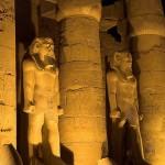 13 m aukščio statula Egipte