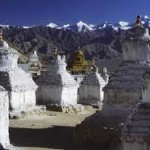 Ladakhas Indijoje ir Mirties slėnis JAV. Kas bendro?