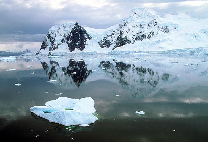 NASA perspėja: Antarktidos ledynų tirpimas – neišvengiamas