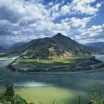 Dongtingo ežero gluminantys piešiniai