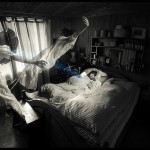Moteris, kuri panorusi palieka savo kūną ir į jį sugrįžta
