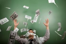 Burtai, padėsiantys privilioti pinigus