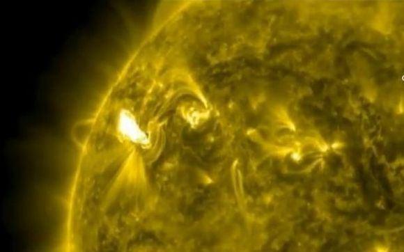 NASA: Žemė vos išvengė katastrofinės geomagnetinės audros