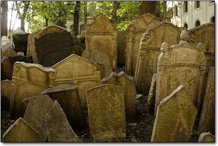 Senosios Žydų kapinės