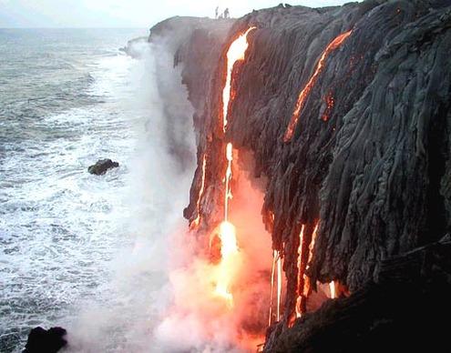 Ar iš tiesų Havajų ugnikalniai neša prakeiksmą?