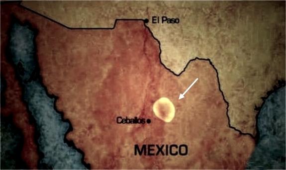 tylos zona meksikoje