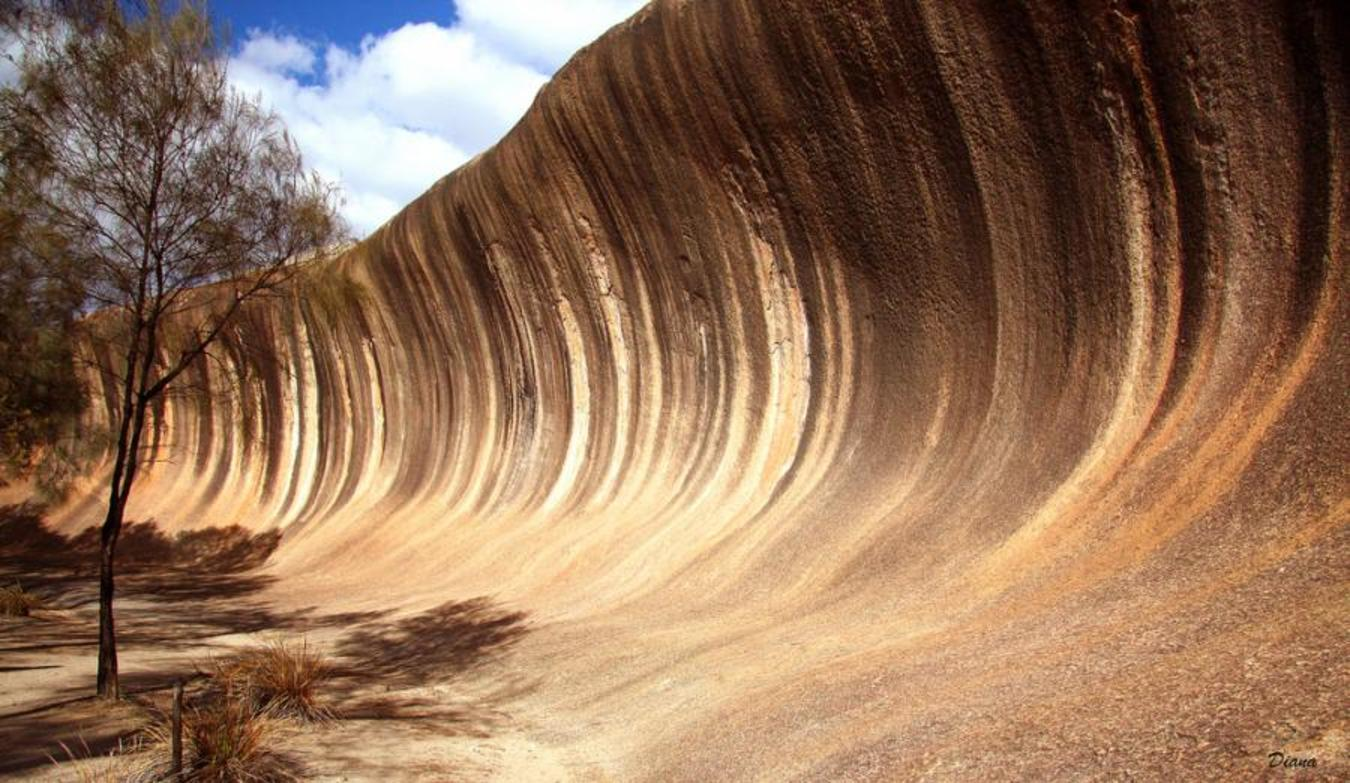 Bangos uolos Australijoje