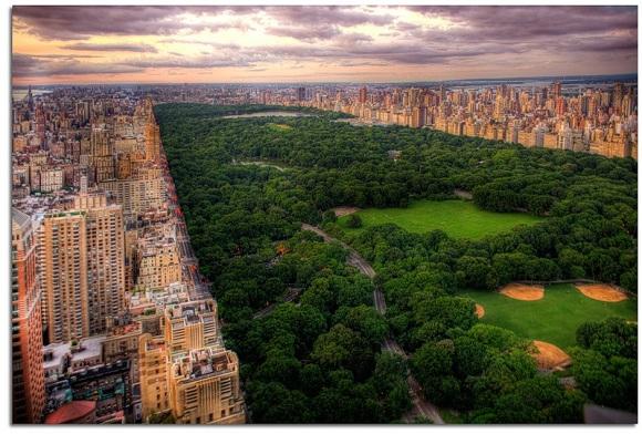 centrinis niujorko parkas