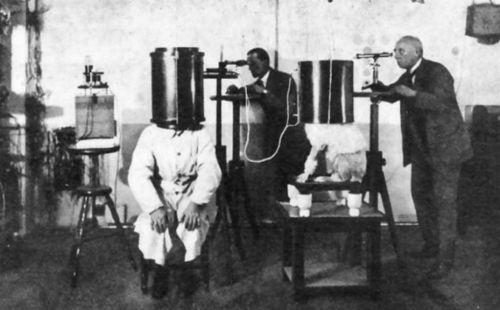 Radiacijos eksperimentai su JAV piliečiais