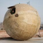 Kinas pardavinėja pasaulio pabaigą padėsiantį išgyventi įrenginį