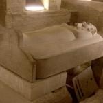 Egipte rastas didžiausias faraono sarkofagas