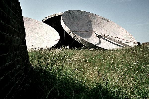 Radarų stebėjimo stotis Anglijoje