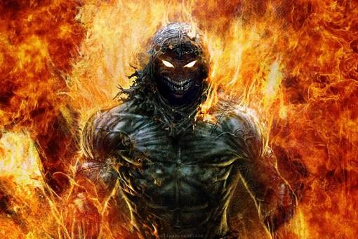 velniai ir demonai