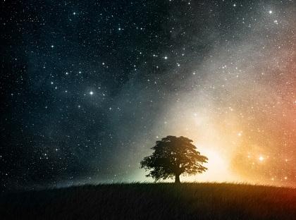 Kaip atsirado visata?