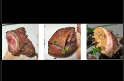 Vyras pateikė savo genitalijas kaip maistą, restorano lankytojams