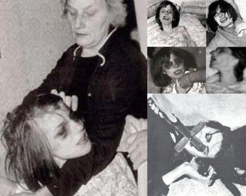 Anneliesie Michel egzorcizmo seanso įrašas