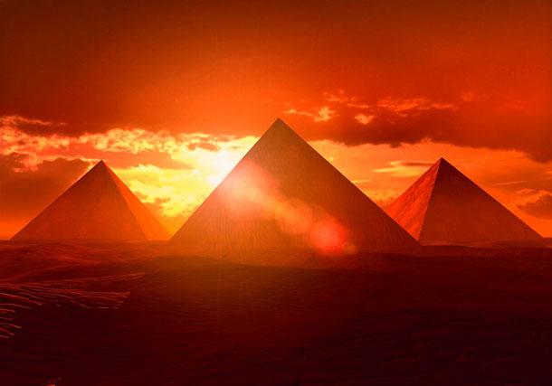 gizos piramides egipte