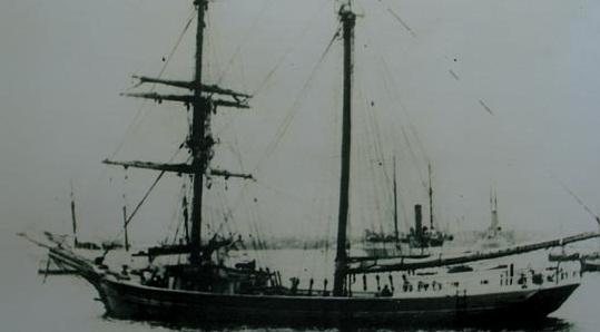 laivu dingimas