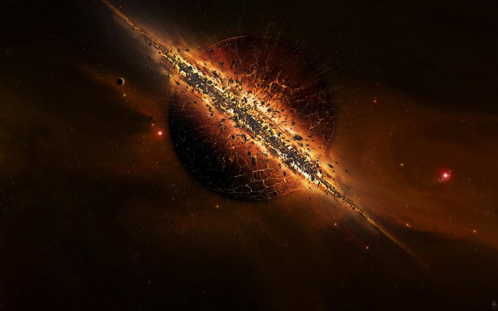 Galimi katastrofų scenarijai Žemėje
