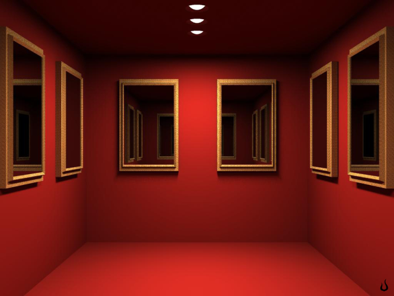 veidrodziai