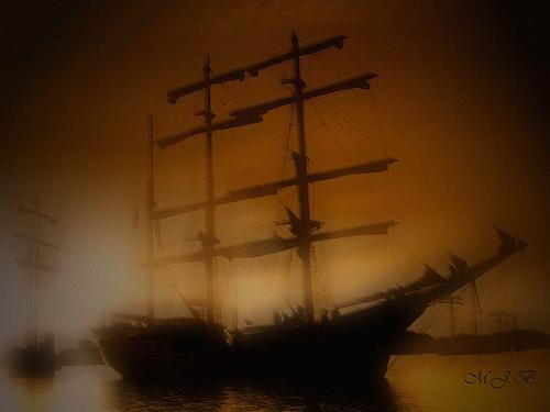 Mary Celeste laivas vaiduoklis