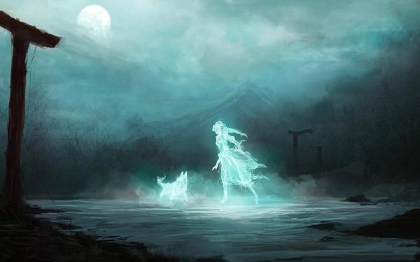 dvasios vaiduokliai