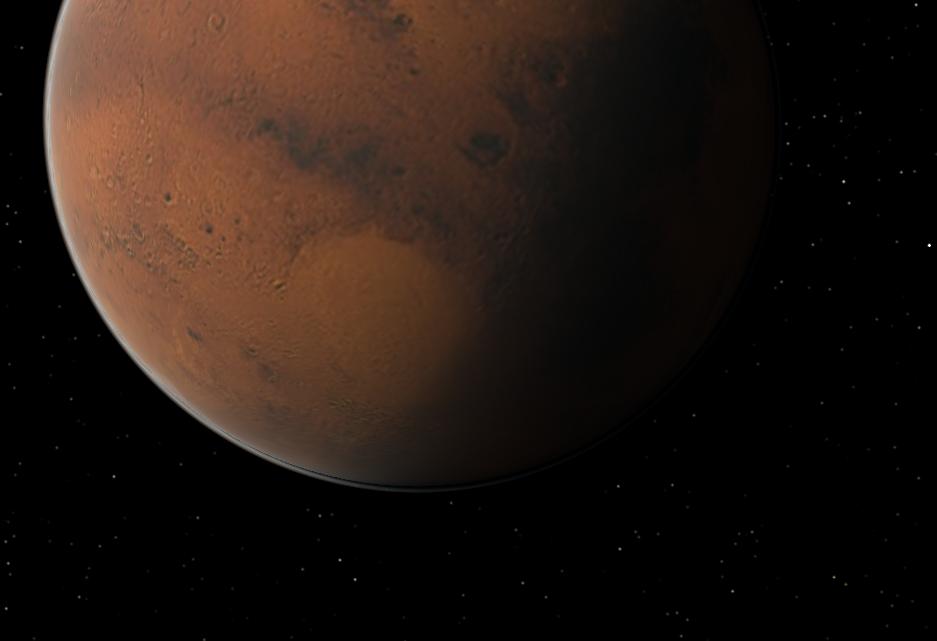 Artimiausiomis dienomis Marsą stebėti bus galima plika akimi